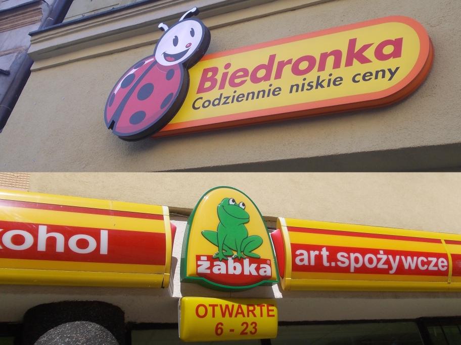 Biedronka_Zabka